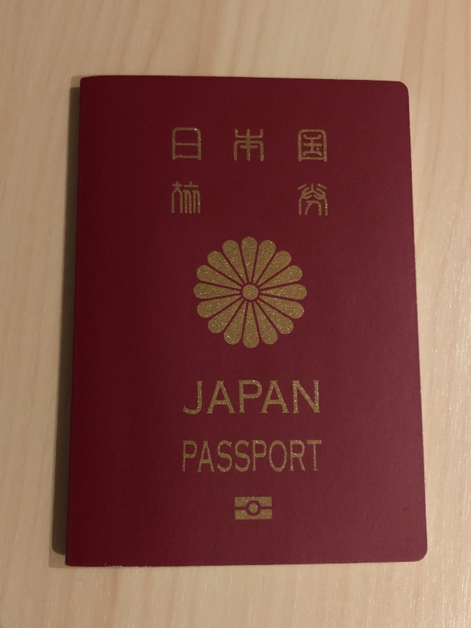 各国のパスポートを撮影してみた International passport