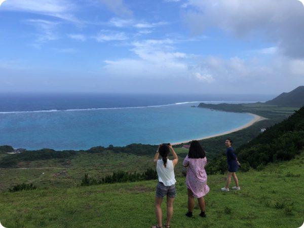 香港からのお客さまを石垣島観光に Half day Ishigaki tour.